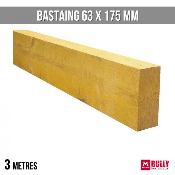 Bastaing 63 x 175 3m