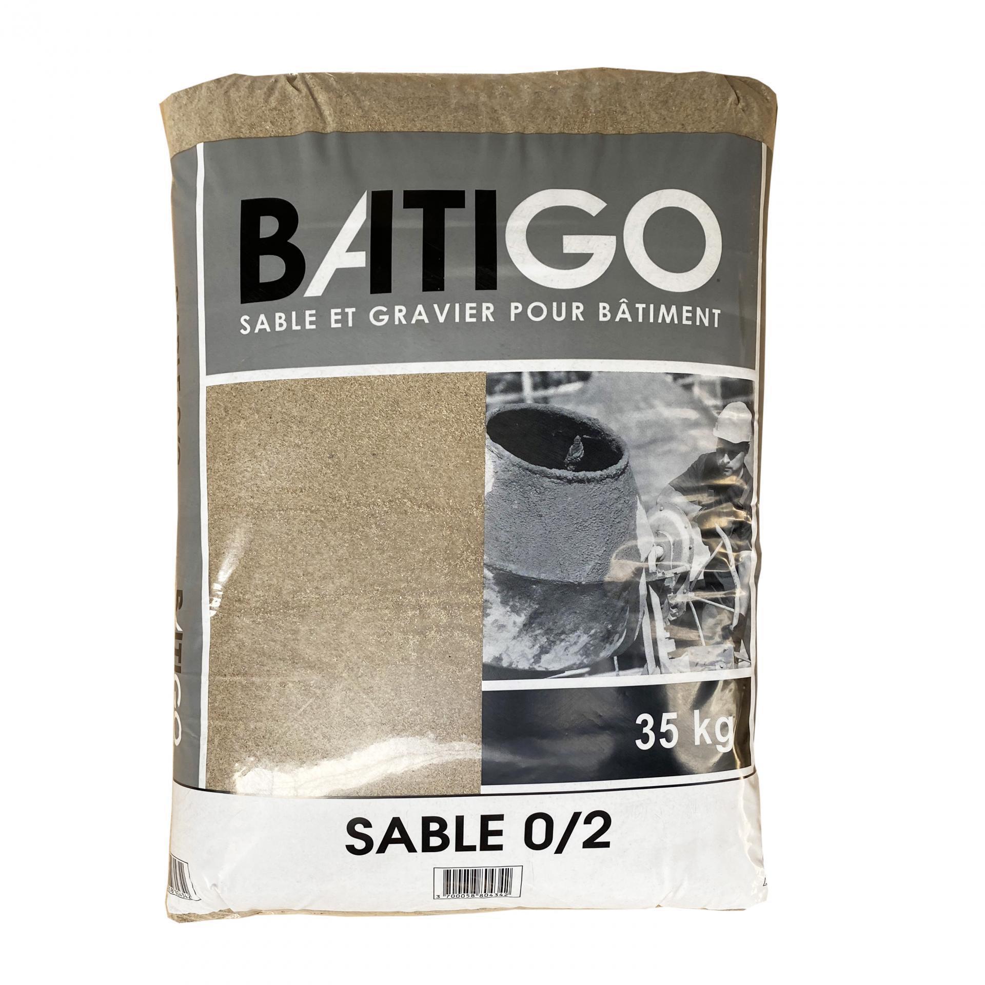 SABLE 0/2 BATIGO