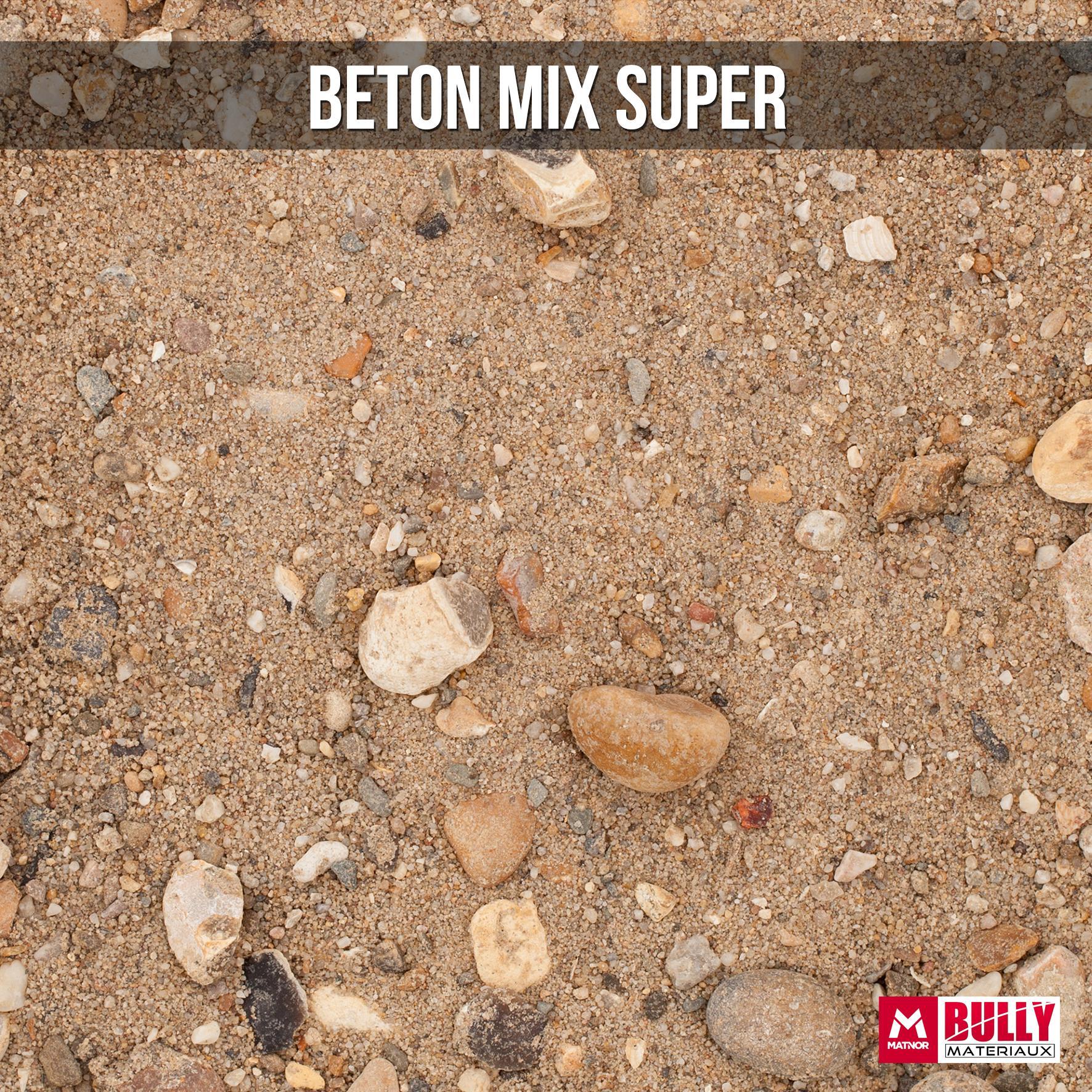 Betonmix super 1