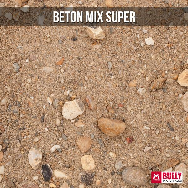 Betonmix super 1