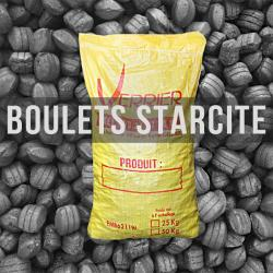 Boulets starcite