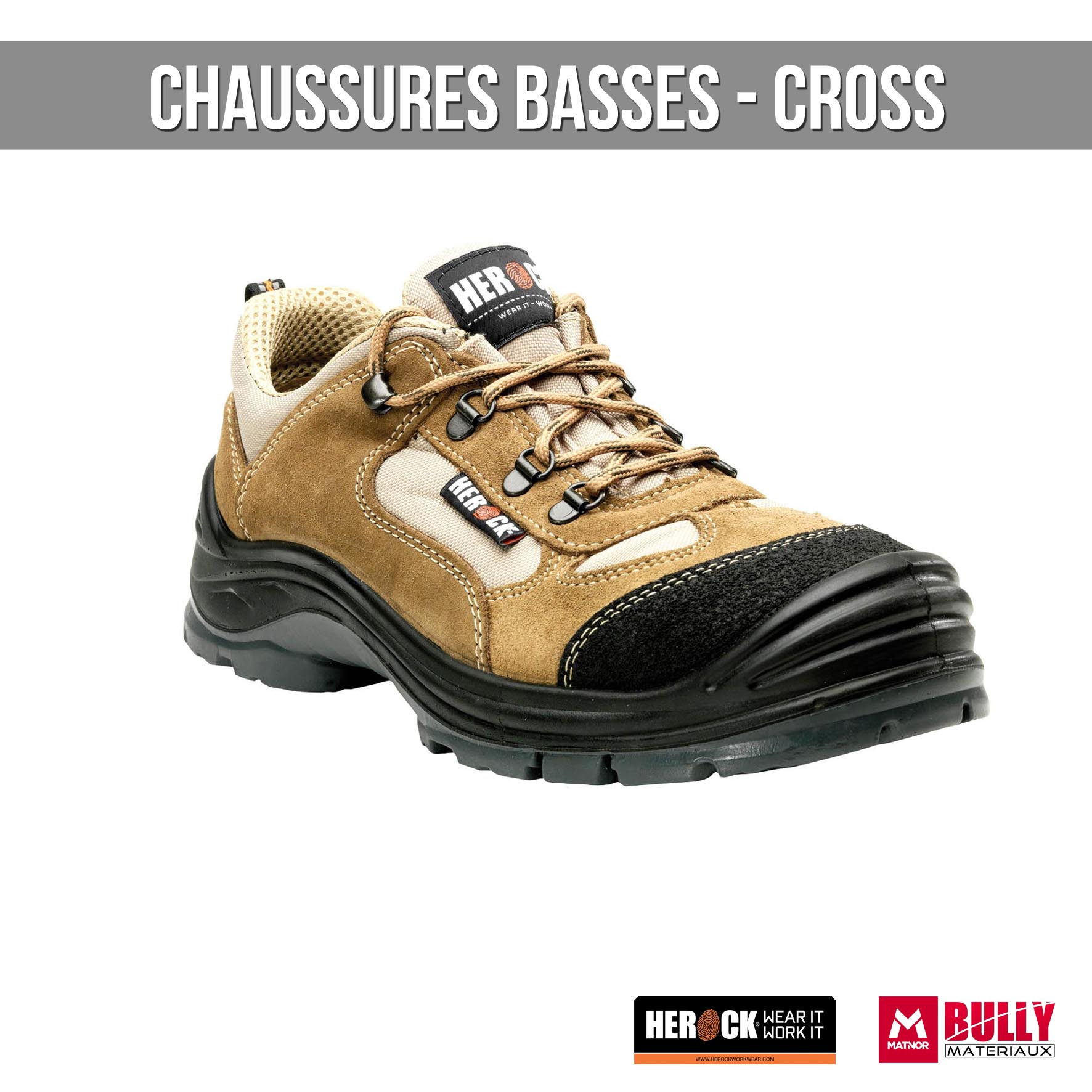 Chaussure cross