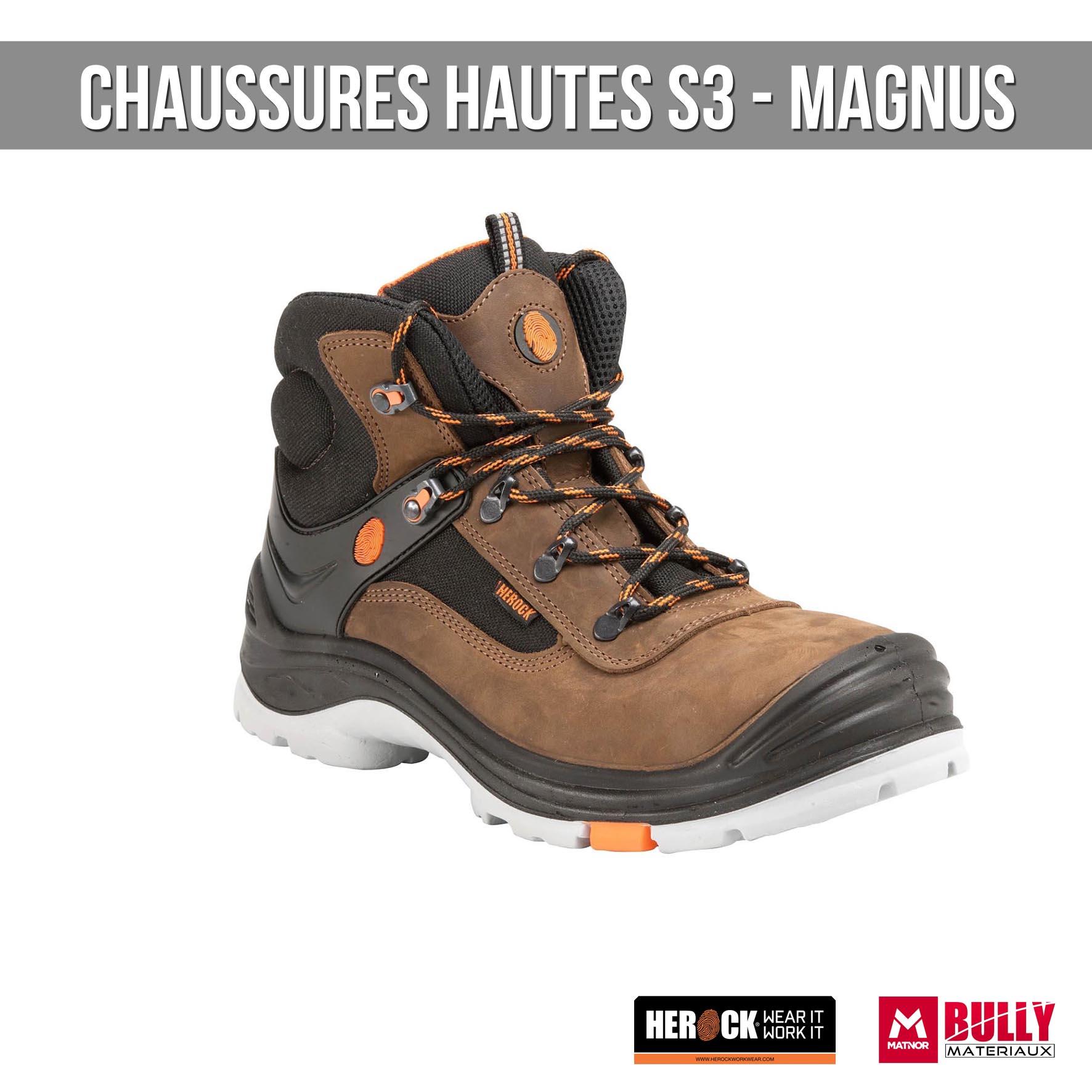 Chaussure magnus