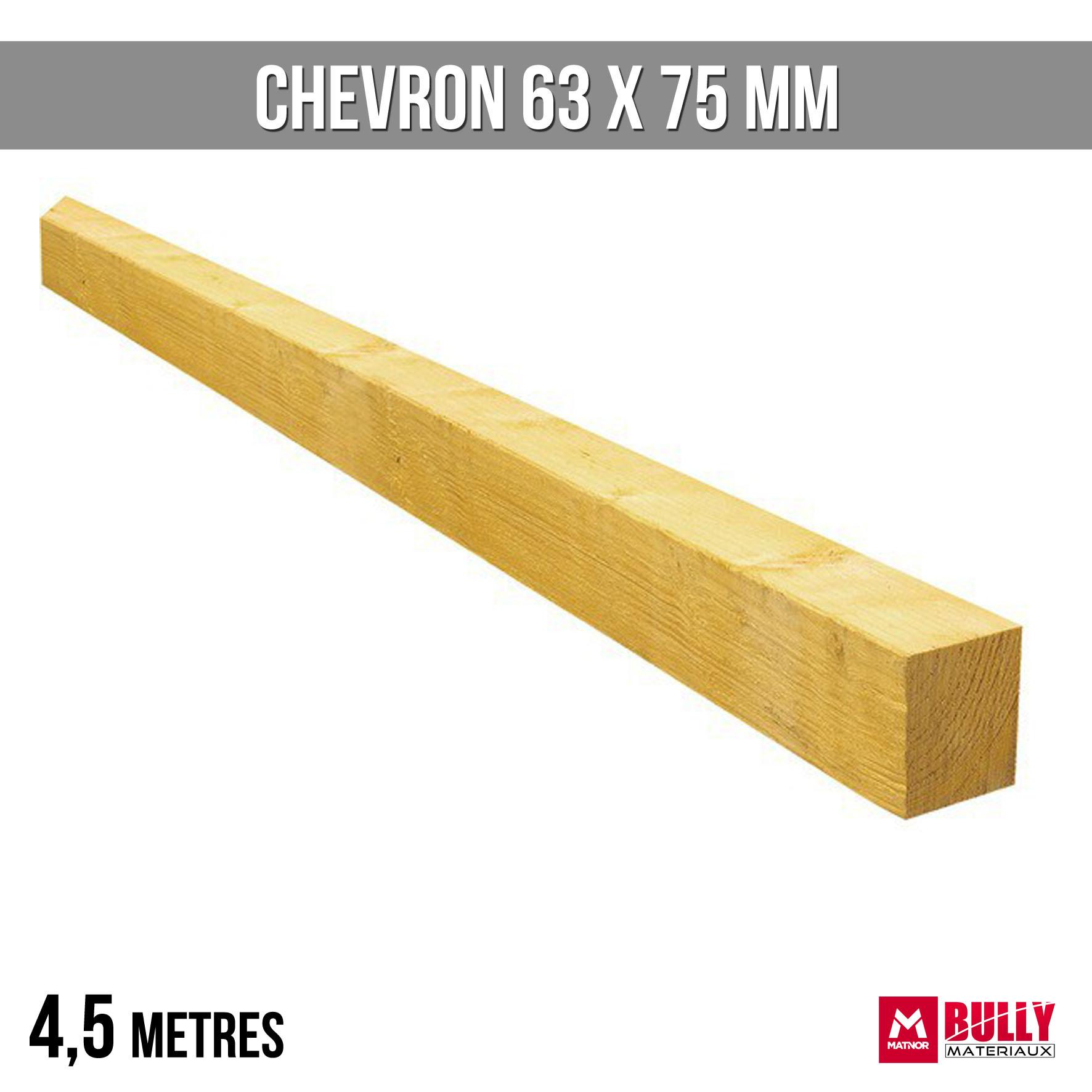 Chevron 63 x 75 4 5m
