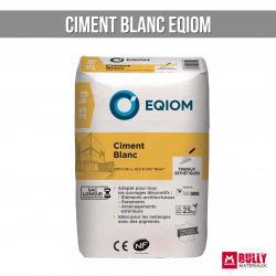Ciment blanc eqiom
