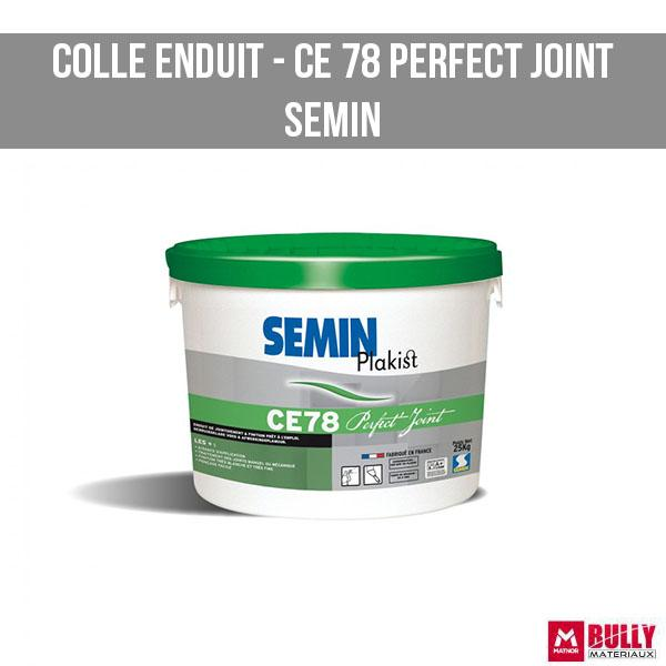 Colle enduit ce 78 perfect joint semin 1