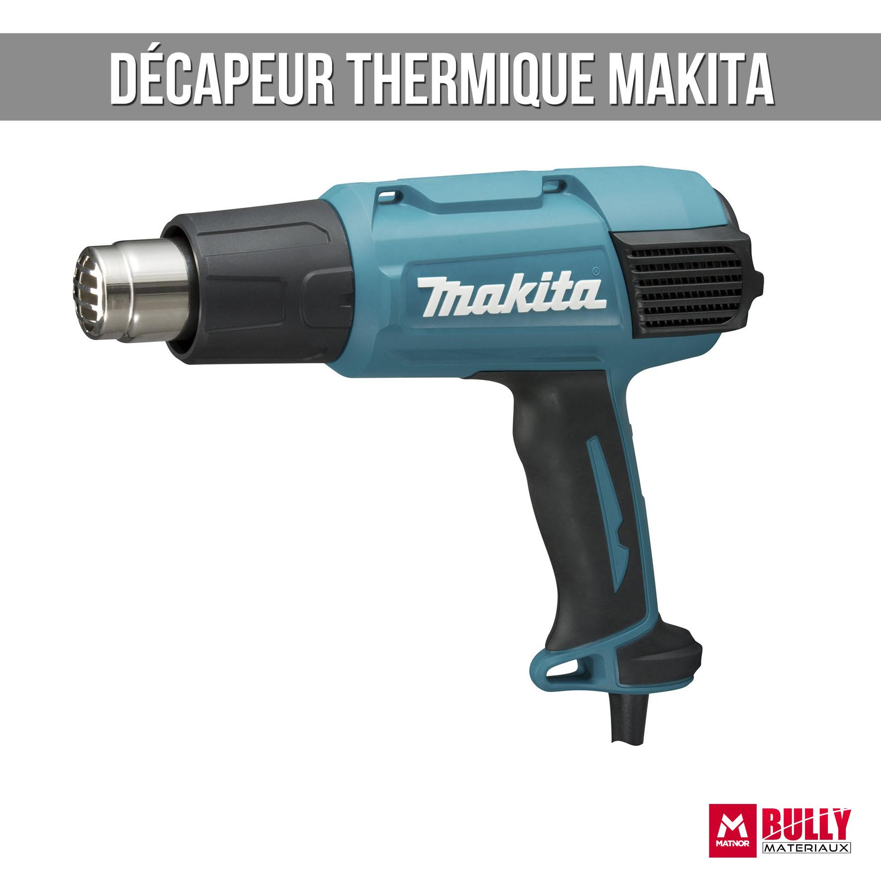 Decapeur thermique makita