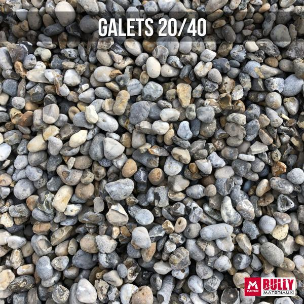 Galets 20/40