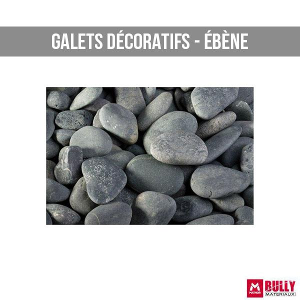 Galets decoratifs ebene 2