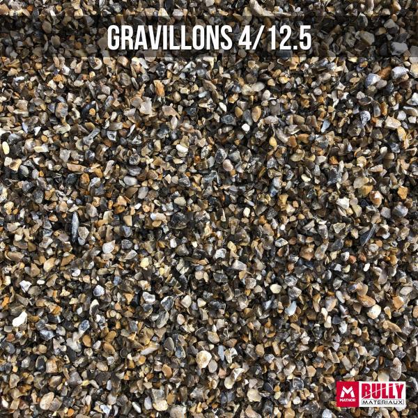 Gravillons 4/12.5