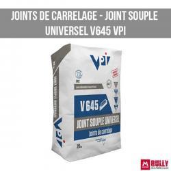 Joint de carrelage joint souple universel v645 vpi