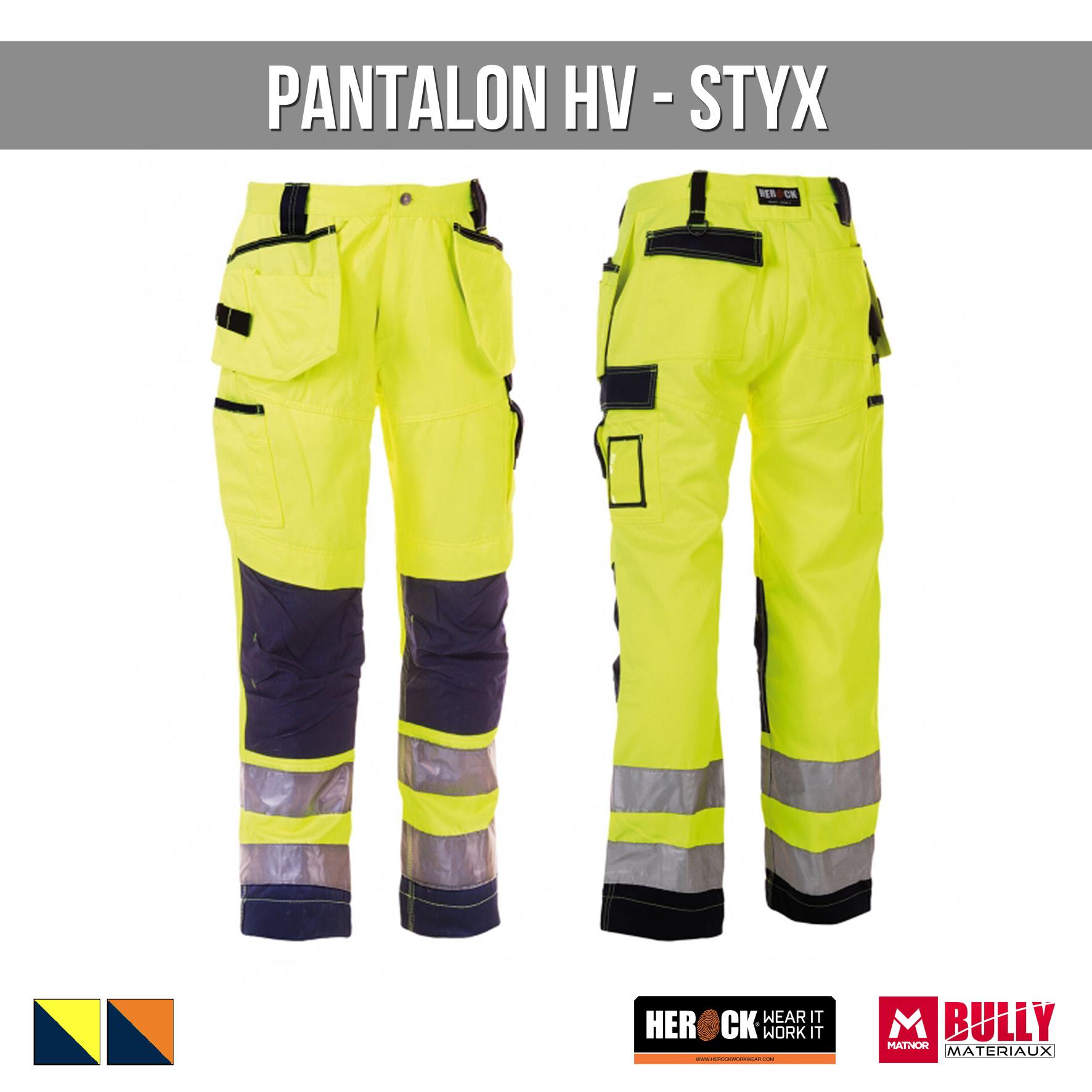 Pantalon hv styx