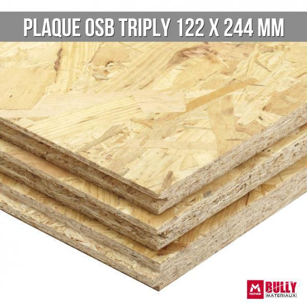 Plaque osb triply 1
