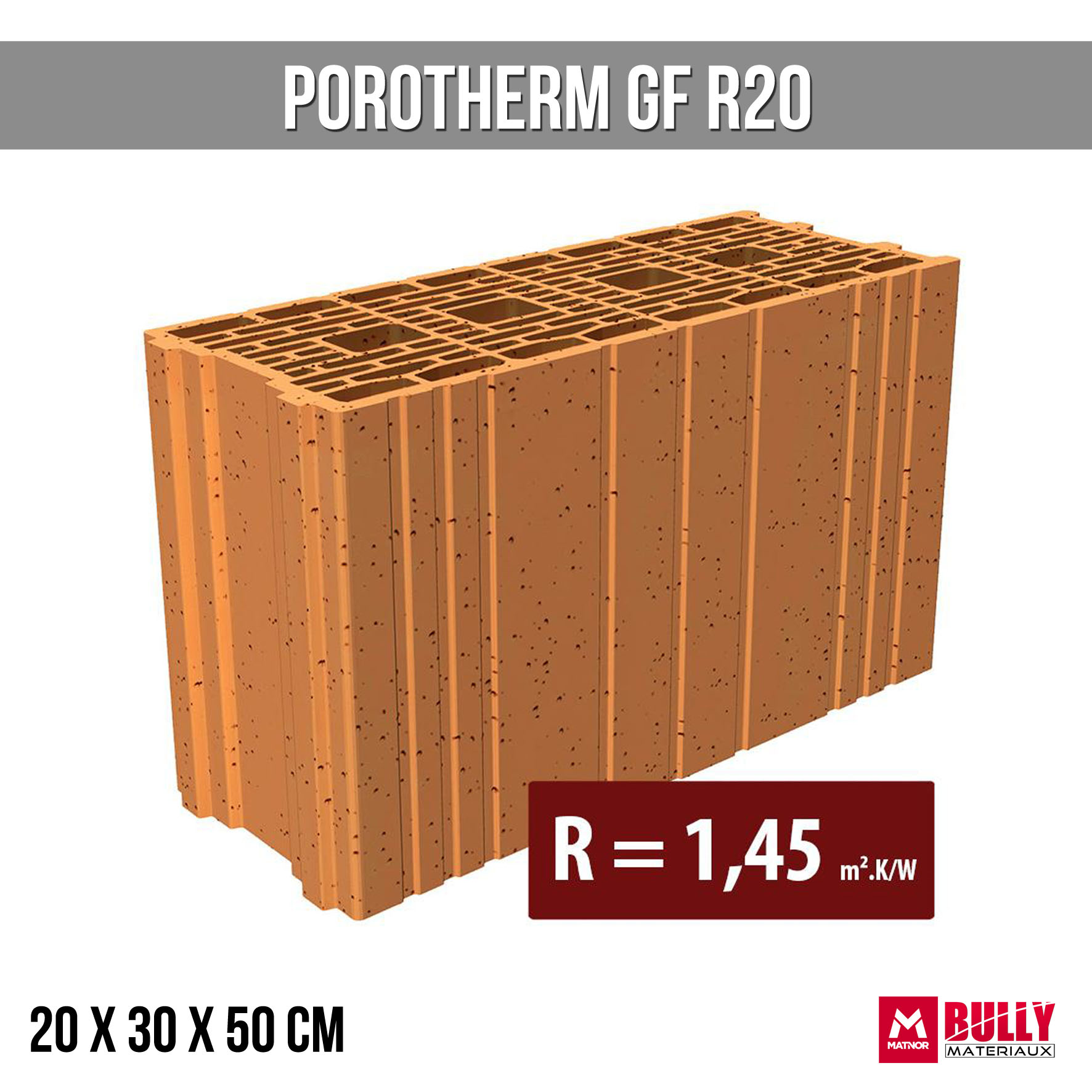 Porothem gf r20