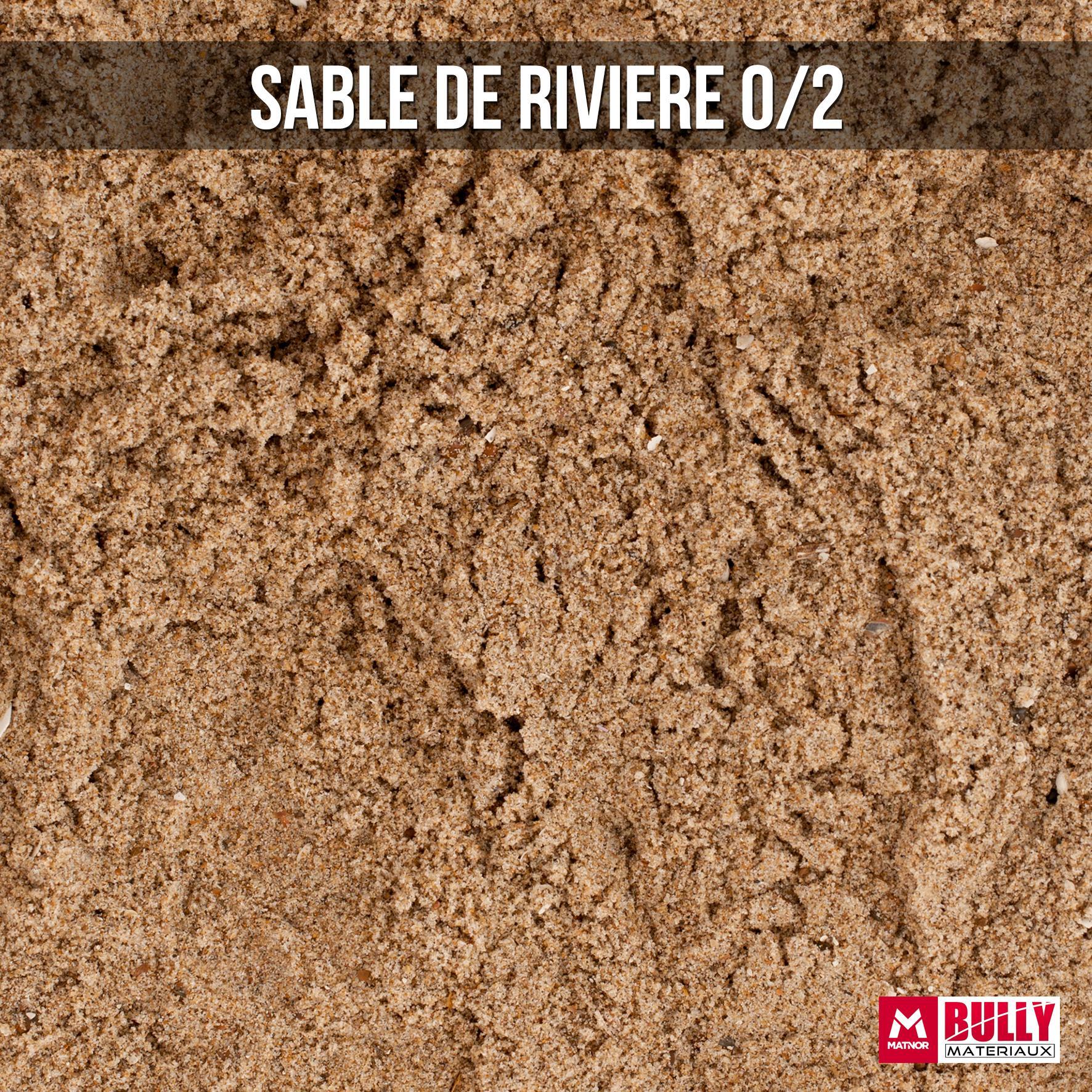 Sable de riviere 0 2 1