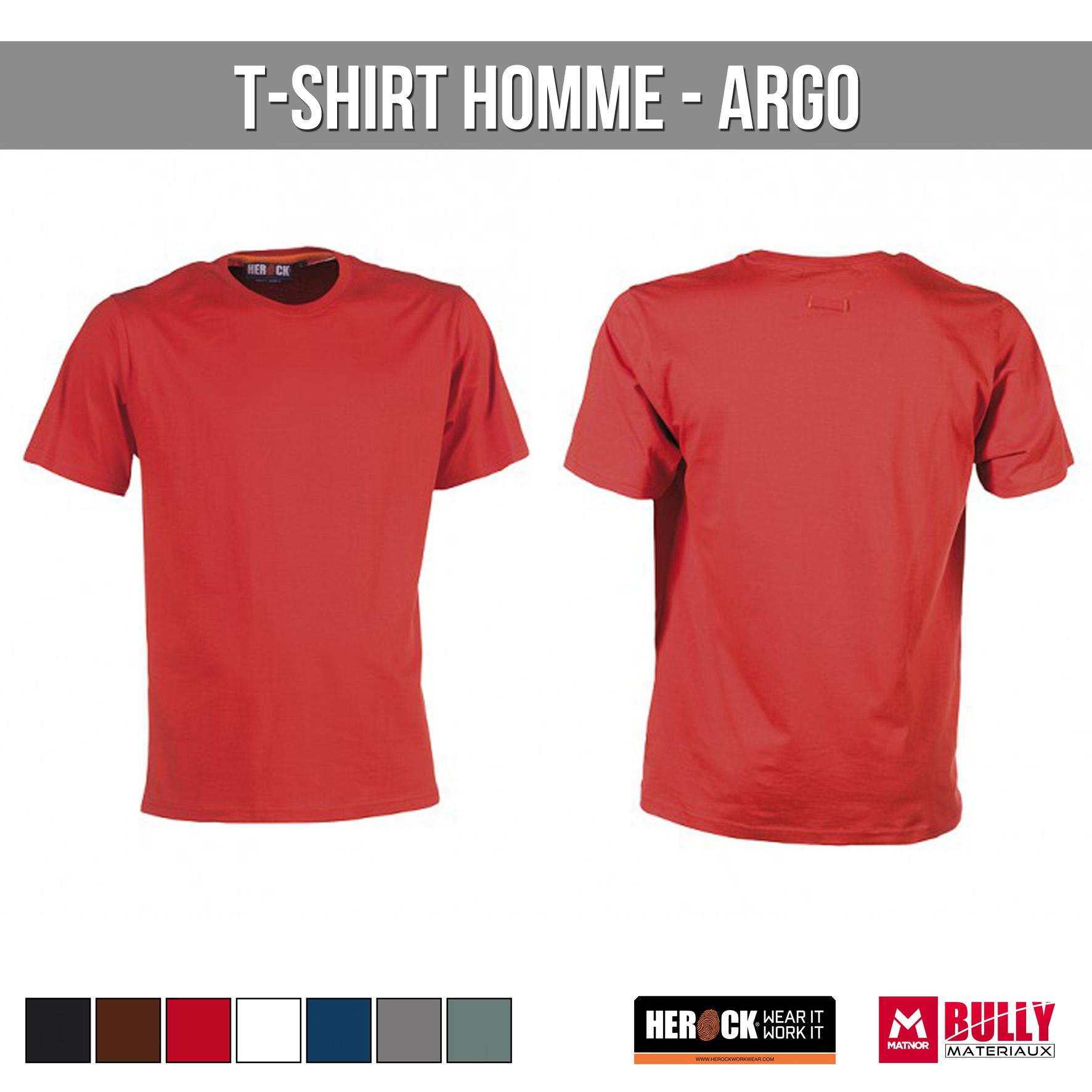 T shirt argo