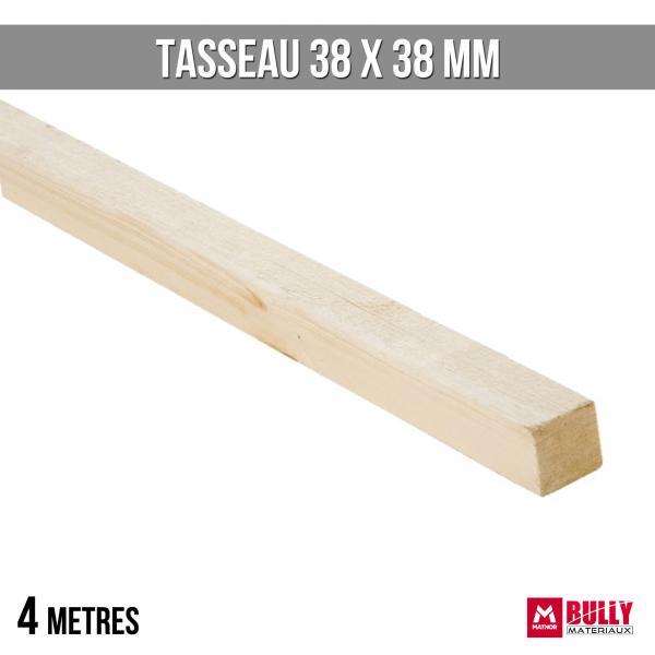 Tasseau 38x38 4m
